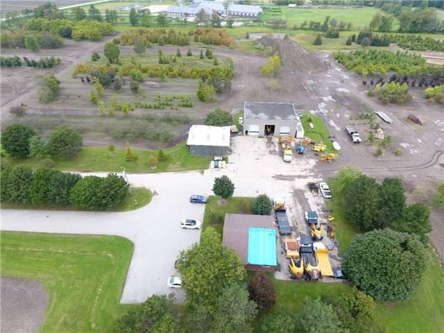 Farm at 16725 Jane St, King, Ontario. Image 9