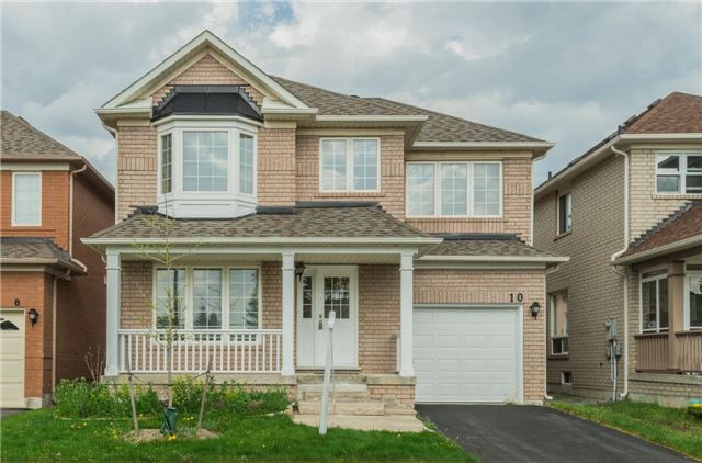 Detached at 10 Majestic Dr, Markham, Ontario. Image 1