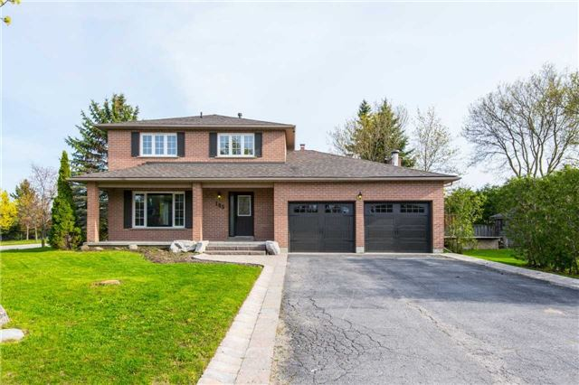 Detached at 185 Stegman Rd, East Gwillimbury, Ontario. Image 1