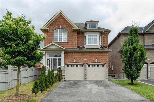 Detached at 11 Strauss Rd, Vaughan, Ontario. Image 1