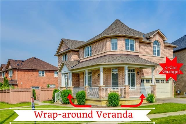 Detached at 22 Plover Hts, Vaughan, Ontario. Image 12