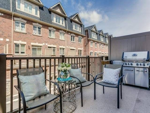 Condo Townhouse at 1331 Major Mackenzie Dr, Unit 25, Vaughan, Ontario. Image 7