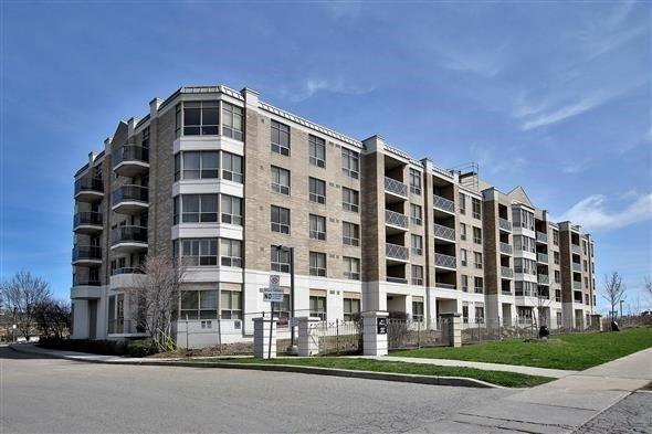 Condo Apartment at 2100 John St, Unit 516, Markham, Ontario. Image 1