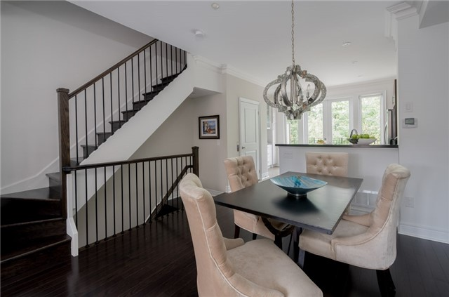 Condo Townhouse at 63 Powseland Cres, Vaughan, Ontario. Image 12