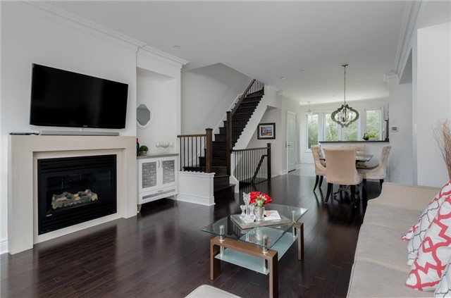Condo Townhouse at 63 Powseland Cres, Vaughan, Ontario. Image 17