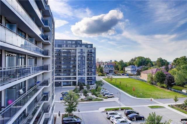 Condo Apartment at 372 Highway 7 E, Unit 719, Richmond Hill, Ontario. Image 6