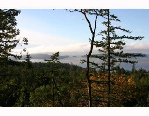 Vacant Land at DL 6322, Sunshine Coast, British Columbia. Image 1