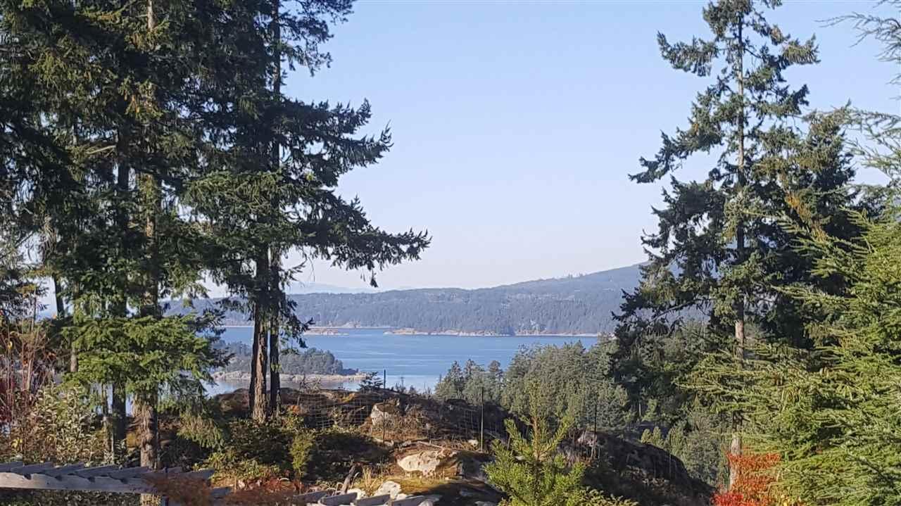 Vacant Land at LOT 1 THE RIDGE AT EVERGREEN, Bowen Island, British Columbia. Image 1