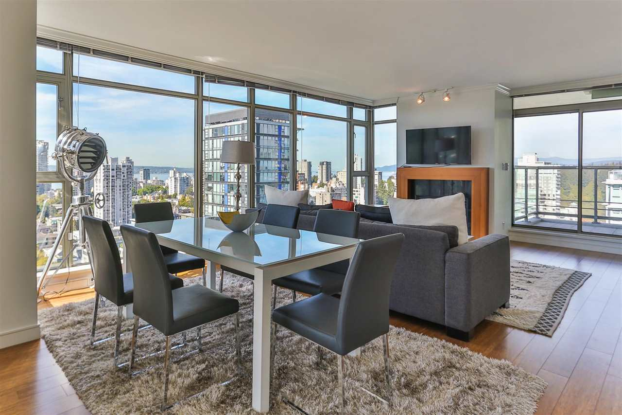 Condo Apartment at 1901 1680 BAYSHORE DRIVE, Unit 1901, Vancouver West, British Columbia. Image 4