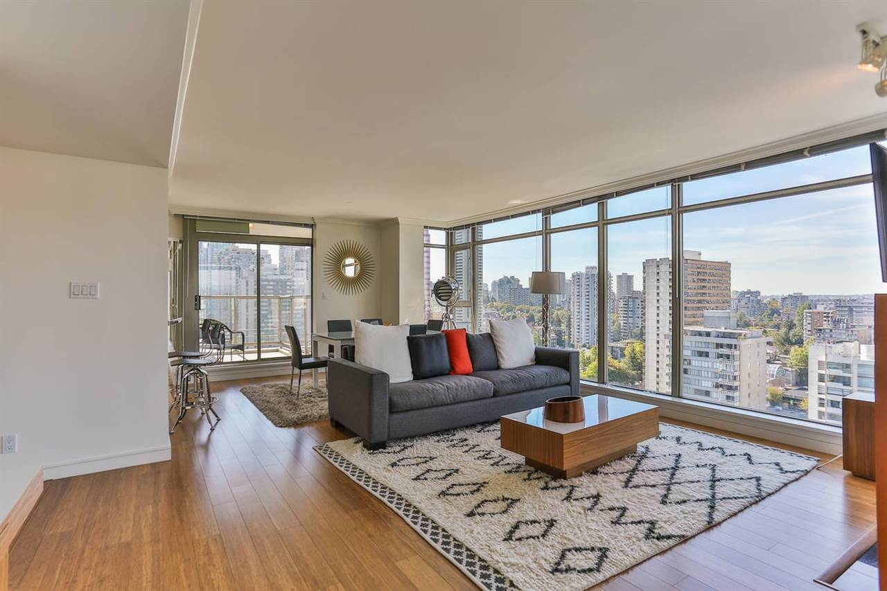 Condo Apartment at 1901 1680 BAYSHORE DRIVE, Unit 1901, Vancouver West, British Columbia. Image 18