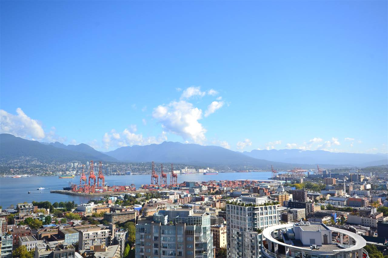 Condo Apartment at 3702 689 ABBOTT STREET, Unit 3702, Vancouver West, British Columbia. Image 3
