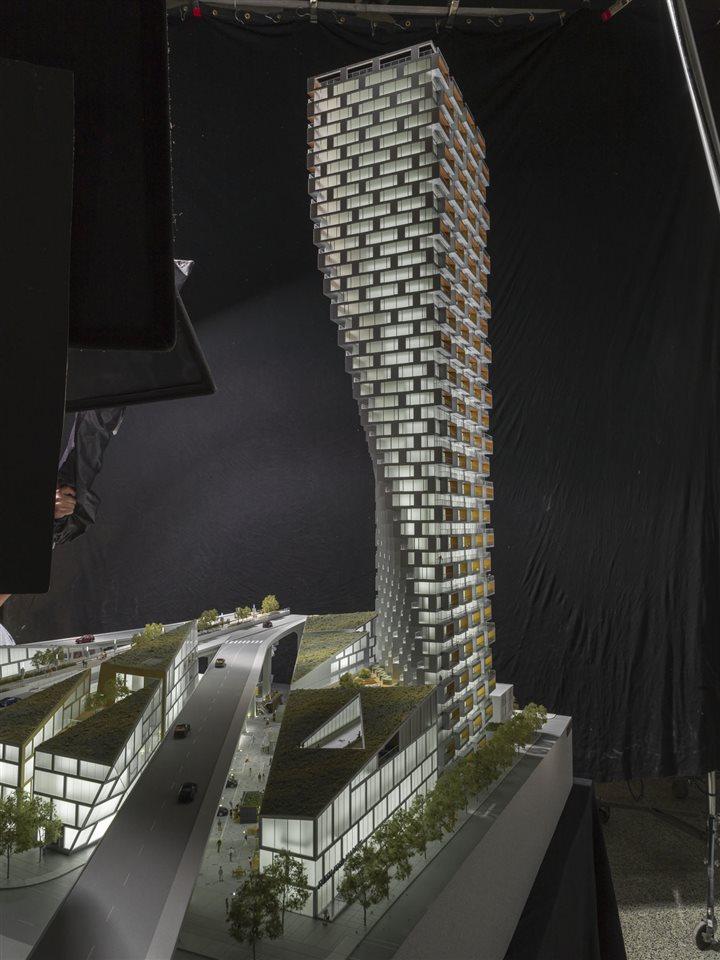 Condo Apartment at 4706 1480 HOWE STREET, Unit 4706, Vancouver West, British Columbia. Image 2