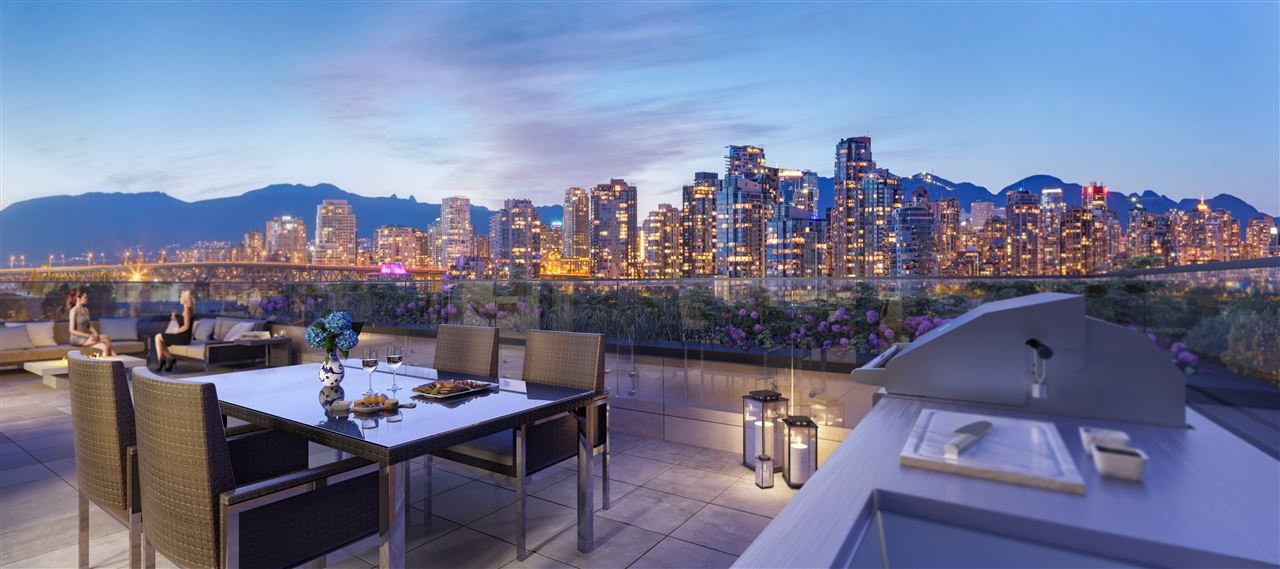 Townhouse at TH2 1107 W 7TH AVENUE, Unit TH2, Vancouver West, British Columbia. Image 1