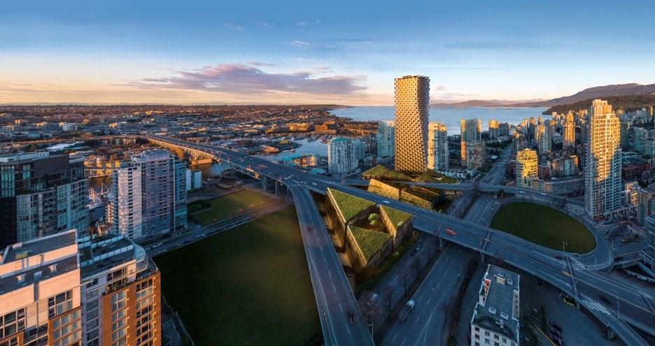 Condo Apartment at 3609 1480 HOWE STREET, Unit 3609, Vancouver West, British Columbia. Image 1