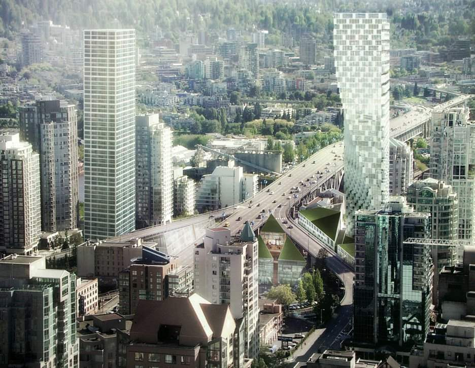 Condo Apartment at 3609 1480 HOWE STREET, Unit 3609, Vancouver West, British Columbia. Image 10