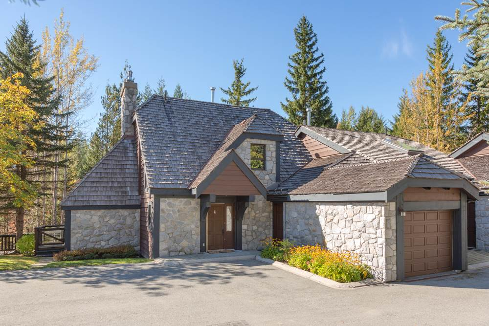 Townhouse at 4 6101 EAGLE DRIVE, Unit 4, Whistler, British Columbia. Image 1