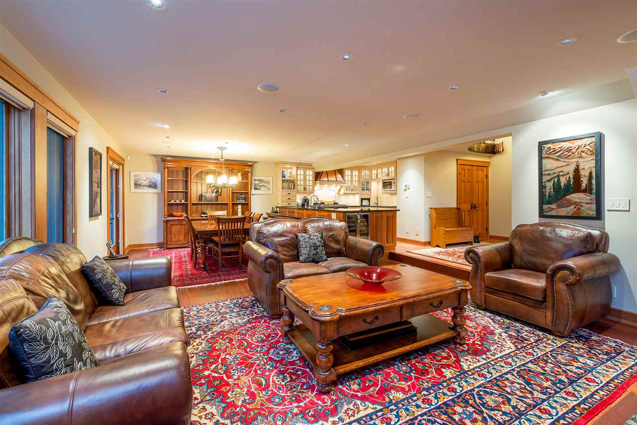 Townhouse at 4 6101 EAGLE DRIVE, Unit 4, Whistler, British Columbia. Image 2