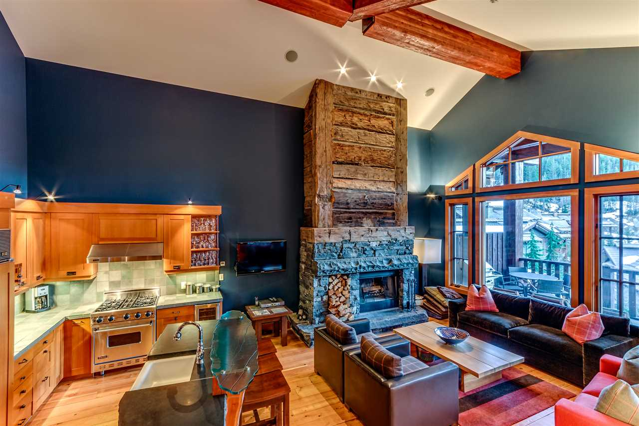 Townhouse at 20 2300 NORDIC DRIVE, Unit 20, Whistler, British Columbia. Image 4