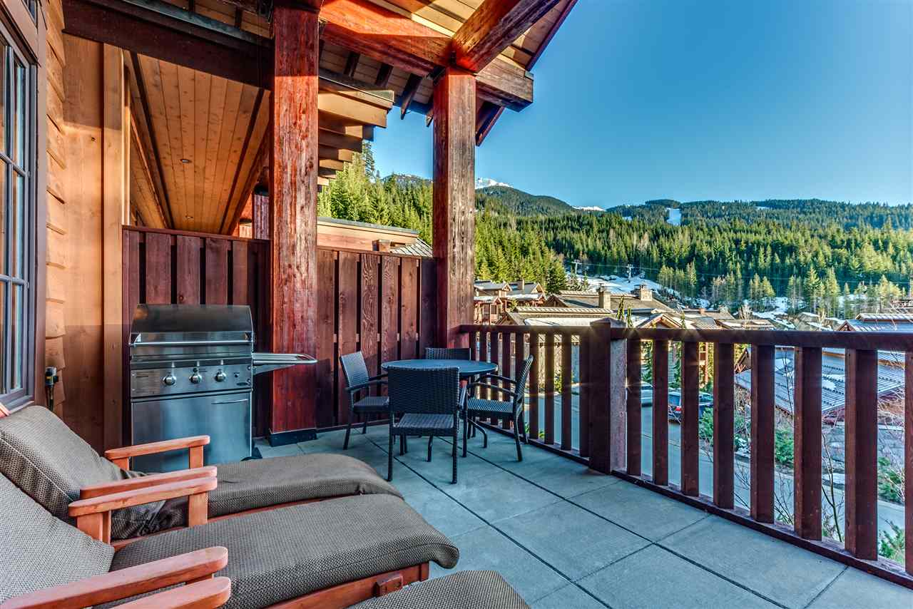 Townhouse at 20 2300 NORDIC DRIVE, Unit 20, Whistler, British Columbia. Image 5