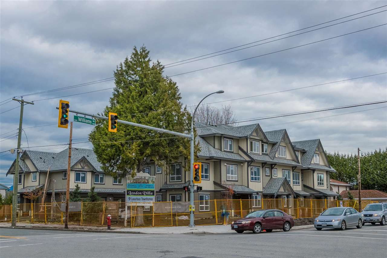 Townhouse at 8 7011 WILLIAMS ROAD, Unit 8, Richmond, British Columbia. Image 1