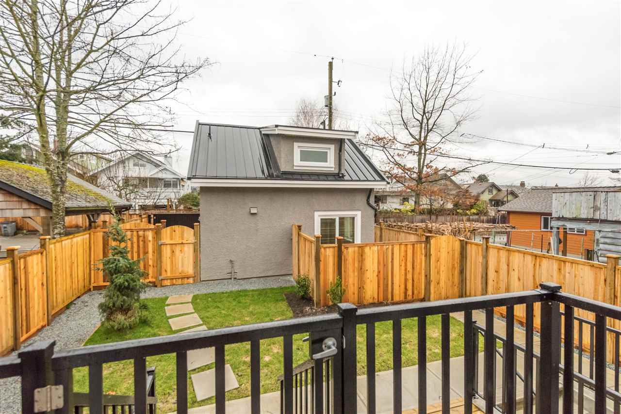 Detached at 2821 MCGILL STREET, Vancouver East, British Columbia. Image 19