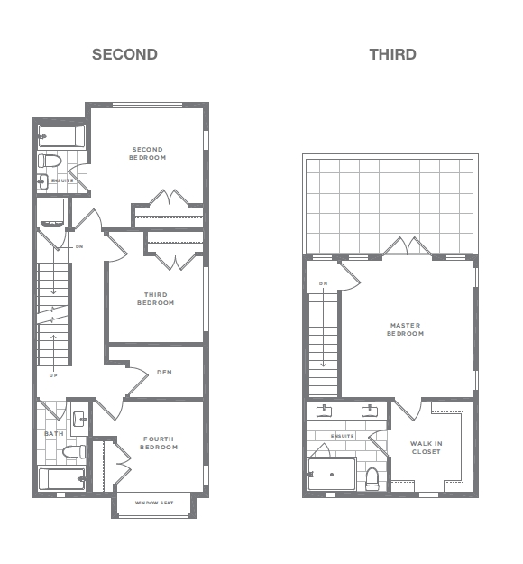 Townhouse at 8139 SHAUGHNESSY STREET, Vancouver West, British Columbia. Image 13