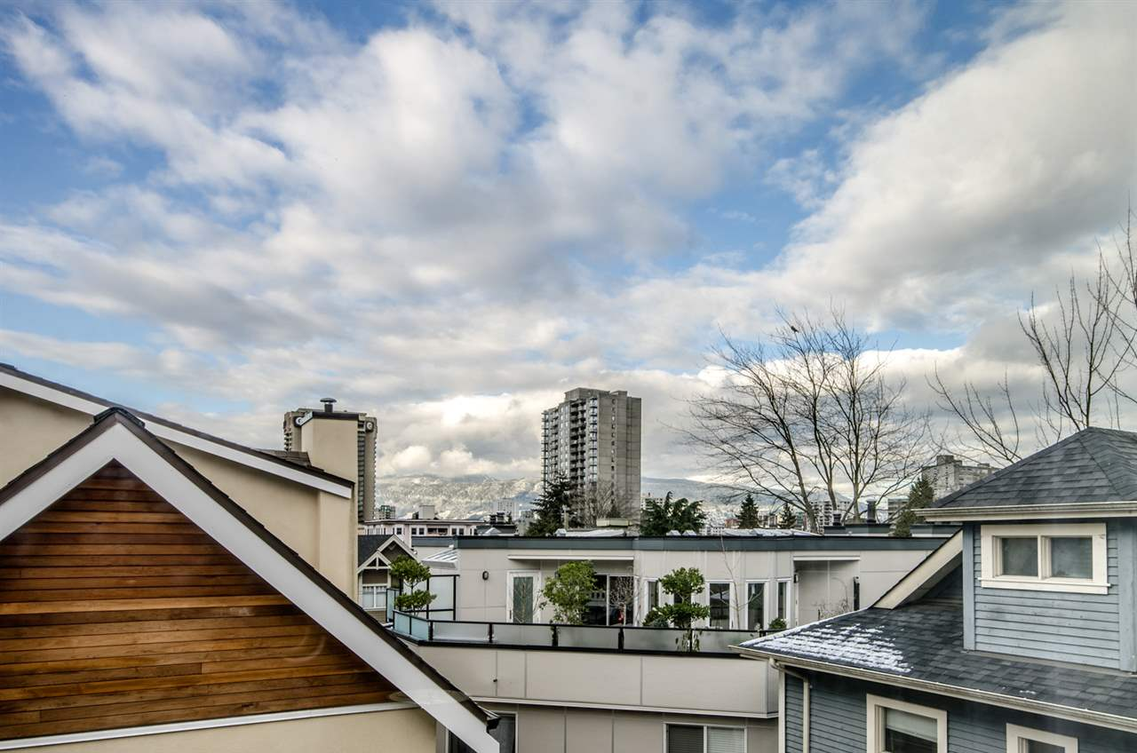 Townhouse at 1070 NICOLA STREET, Vancouver West, British Columbia. Image 16
