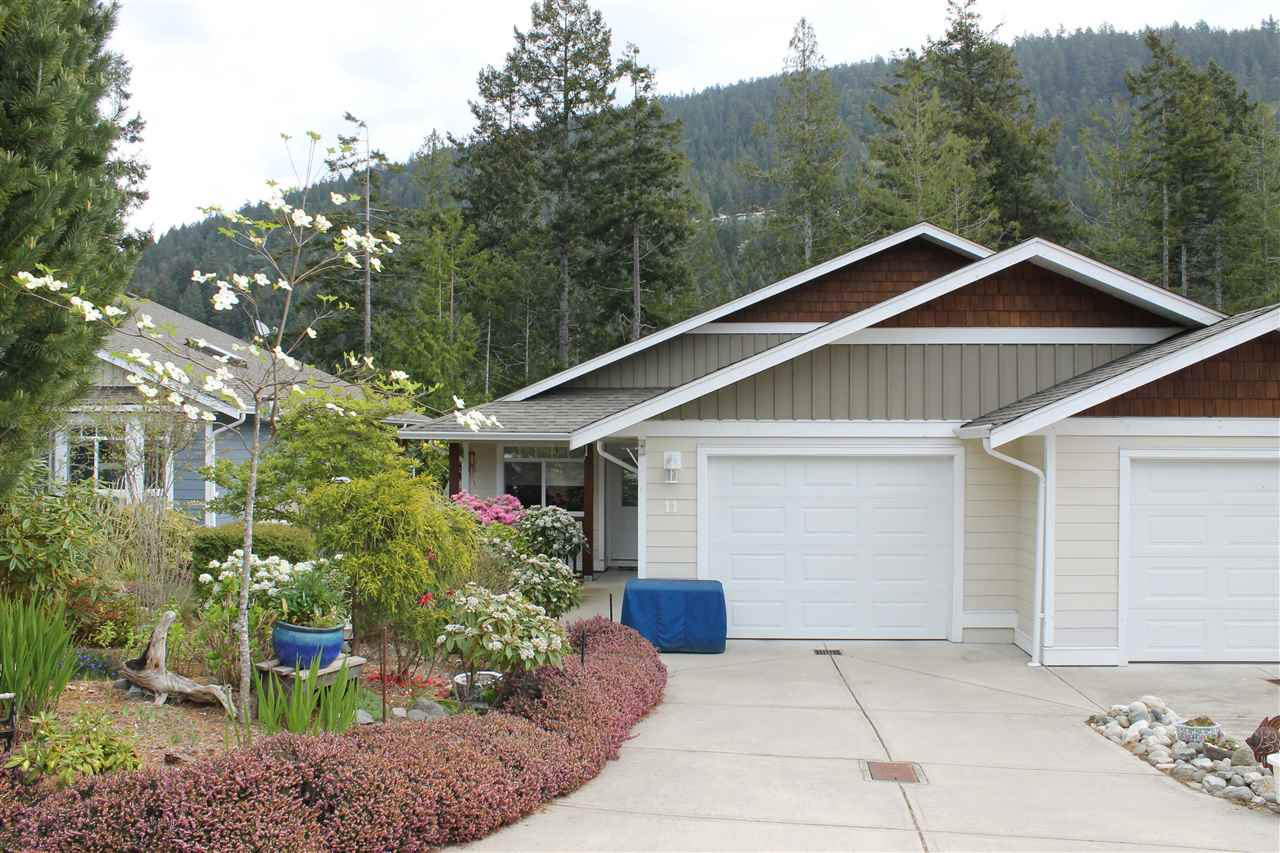 Townhouse at 11 12710 LAGOON ROAD, Unit 11, Sunshine Coast, British Columbia. Image 7