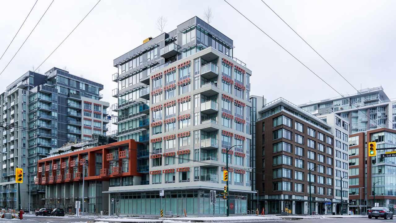 Condo Apartment at 206 161 E 1ST AVENUE, Unit 206, Vancouver East, British Columbia. Image 1