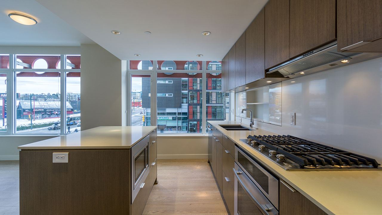 Condo Apartment at 206 161 E 1ST AVENUE, Unit 206, Vancouver East, British Columbia. Image 2