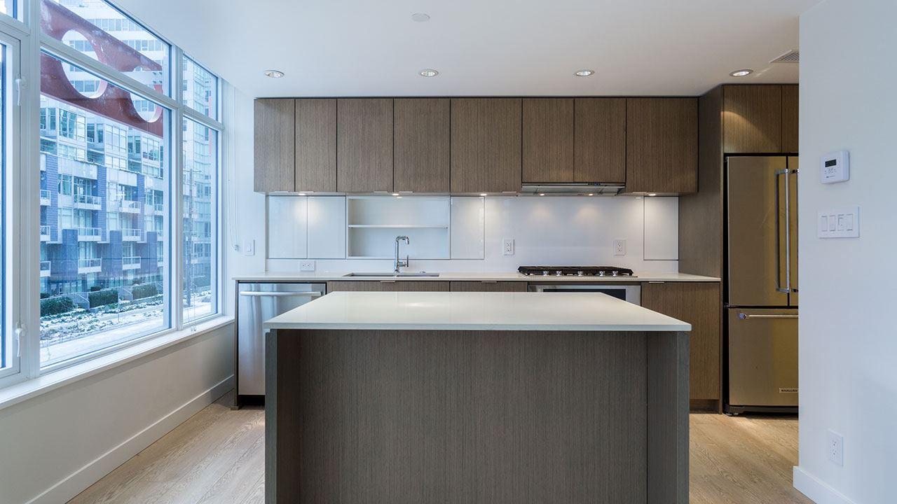 Condo Apartment at 206 161 E 1ST AVENUE, Unit 206, Vancouver East, British Columbia. Image 3