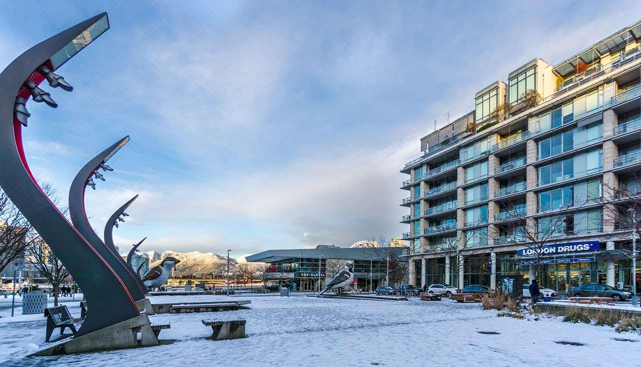 Condo Apartment at 206 161 E 1ST AVENUE, Unit 206, Vancouver East, British Columbia. Image 16