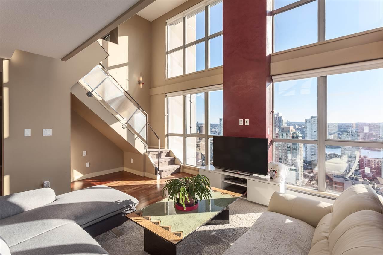 Condo Apartment at 2401 1238 RICHARDS STREET, Unit 2401, Vancouver West, British Columbia. Image 7