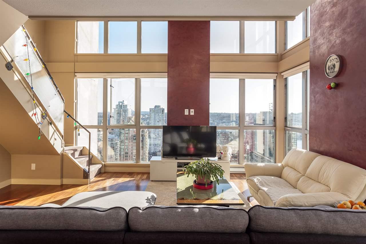 Condo Apartment at 2401 1238 RICHARDS STREET, Unit 2401, Vancouver West, British Columbia. Image 8