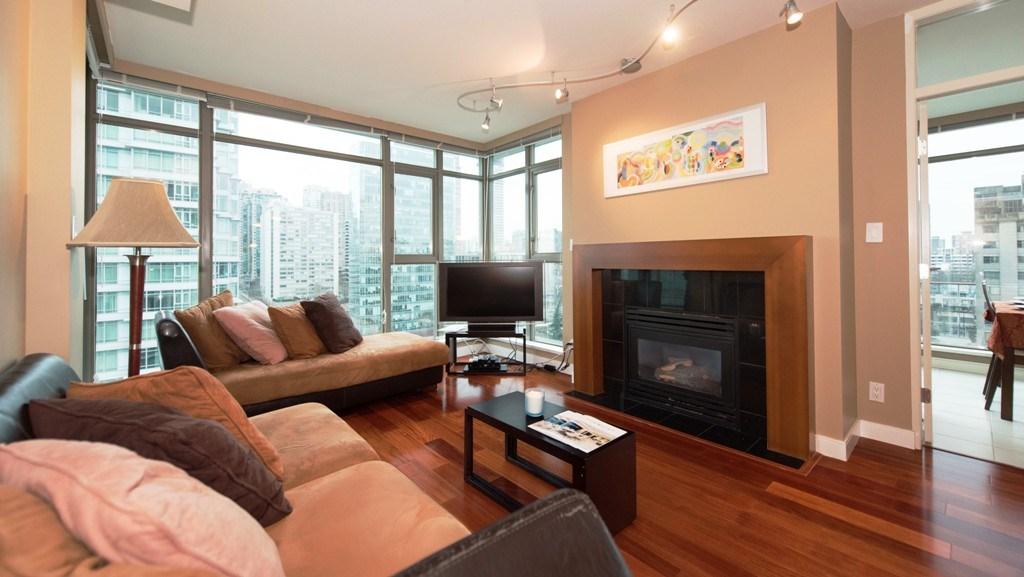 Condo Apartment at 1201 1680 BAYSHORE DRIVE, Unit 1201, Vancouver West, British Columbia. Image 2