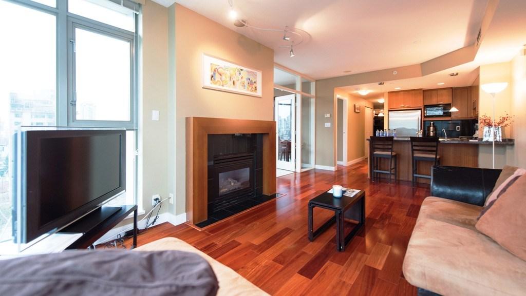 Condo Apartment at 1201 1680 BAYSHORE DRIVE, Unit 1201, Vancouver West, British Columbia. Image 3