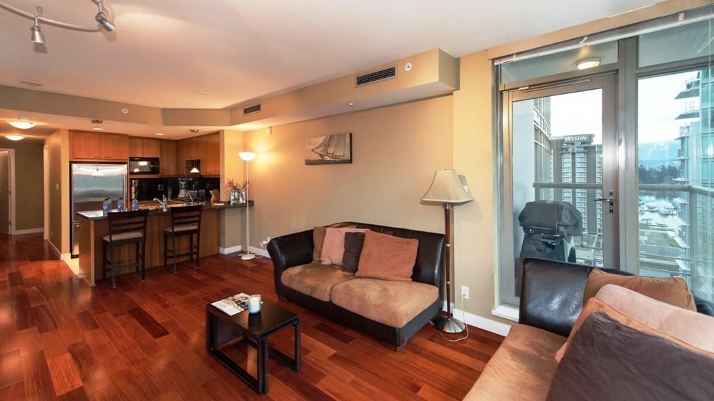 Condo Apartment at 1201 1680 BAYSHORE DRIVE, Unit 1201, Vancouver West, British Columbia. Image 4