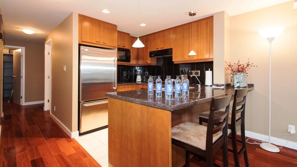 Condo Apartment at 1201 1680 BAYSHORE DRIVE, Unit 1201, Vancouver West, British Columbia. Image 5