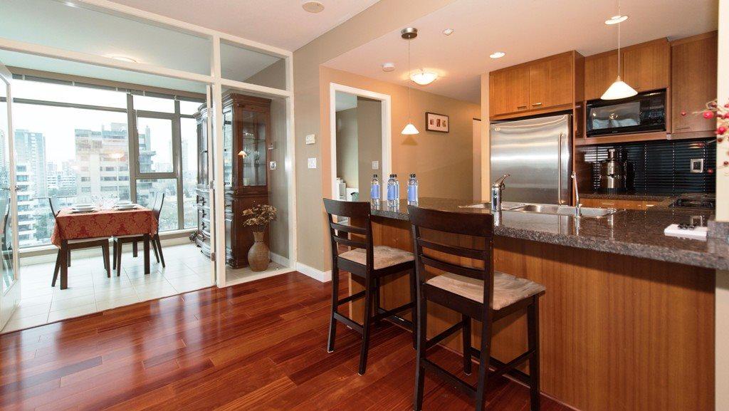 Condo Apartment at 1201 1680 BAYSHORE DRIVE, Unit 1201, Vancouver West, British Columbia. Image 6
