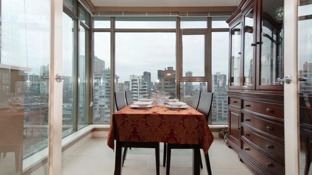 Condo Apartment at 1201 1680 BAYSHORE DRIVE, Unit 1201, Vancouver West, British Columbia. Image 8