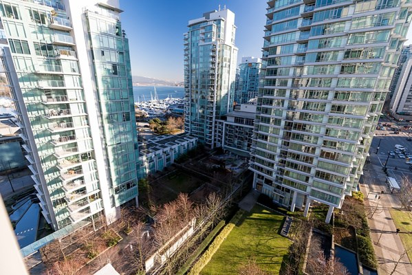 Condo Apartment at 1201 1680 BAYSHORE DRIVE, Unit 1201, Vancouver West, British Columbia. Image 18