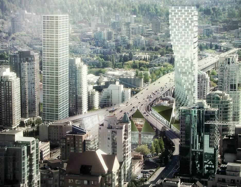 Condo Apartment at 3110 1480 HOWE STREET, Unit 3110, Vancouver West, British Columbia. Image 3