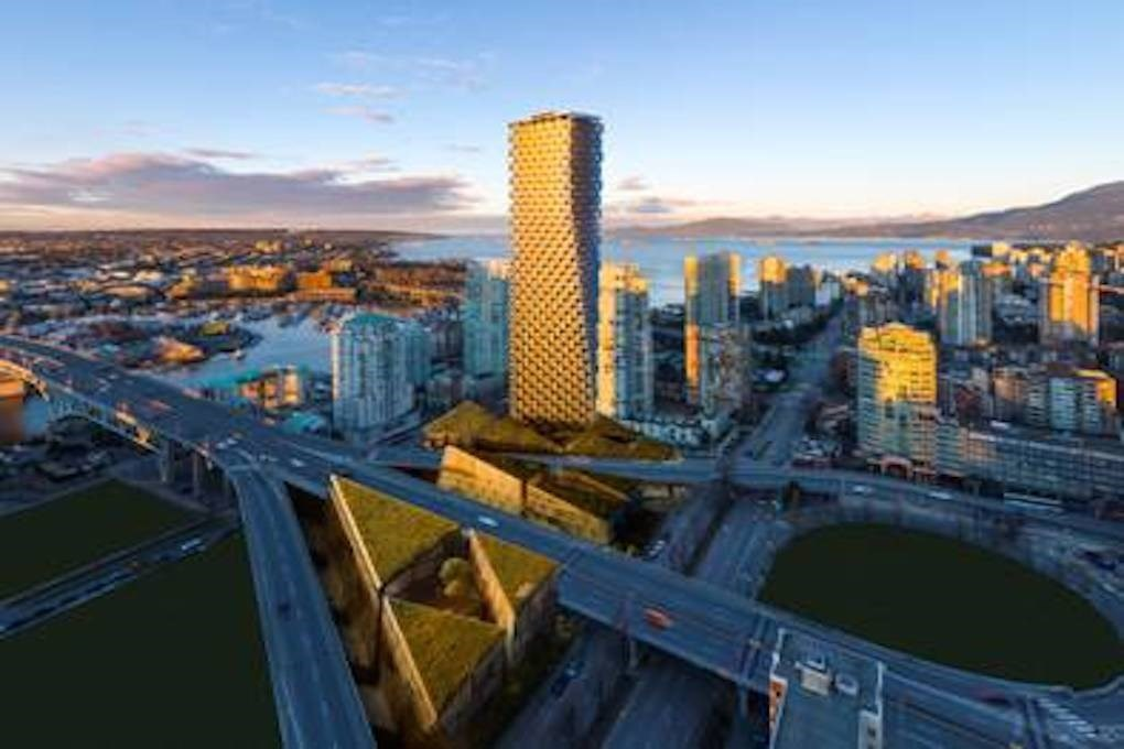 Condo Apartment at 5001 1480 HOWE STREET, Unit 5001, Vancouver West, British Columbia. Image 1