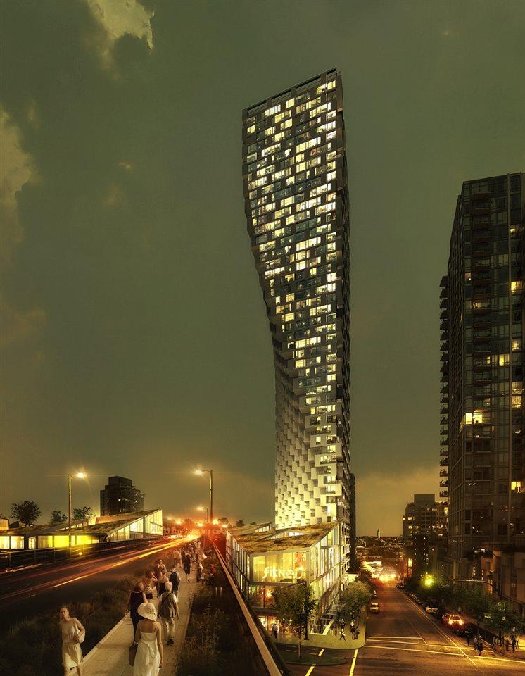 Condo Apartment at 5001 1480 HOWE STREET, Unit 5001, Vancouver West, British Columbia. Image 13
