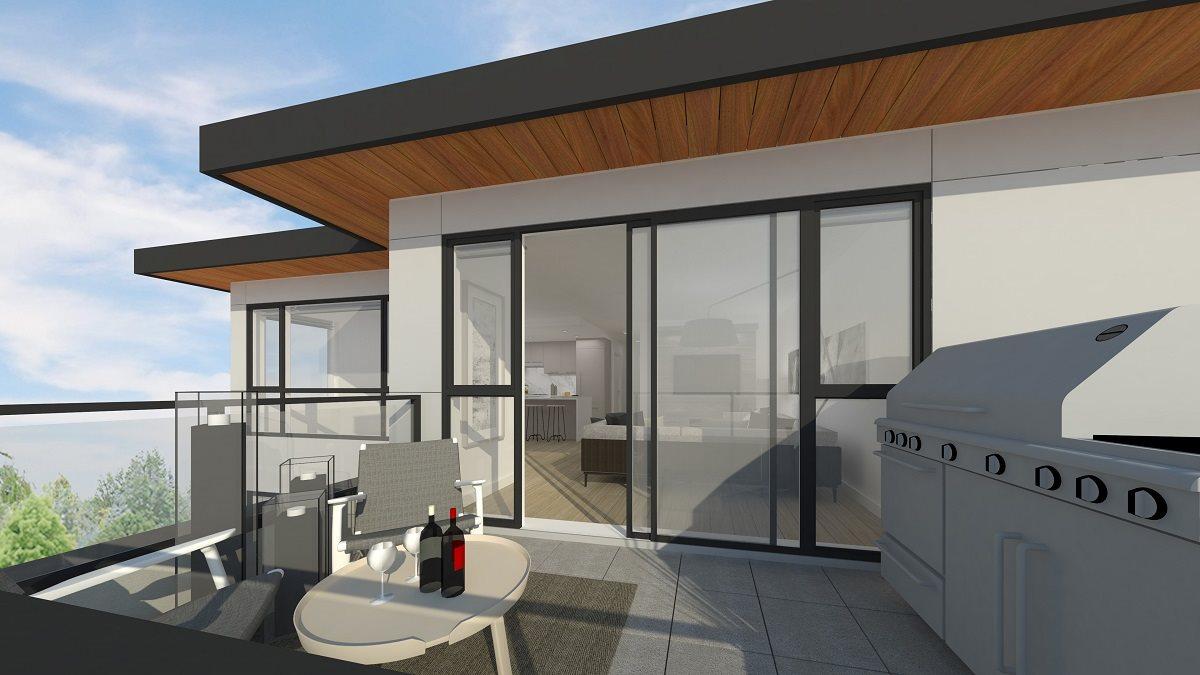 Condo Apartment at PH2 7828 GRANVILLE STREET, Unit PH2, Vancouver West, British Columbia. Image 6