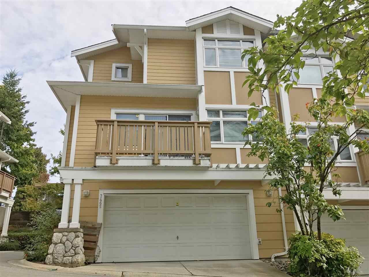 Townhouse at 7465 LAUREL STREET, Vancouver West, British Columbia. Image 20