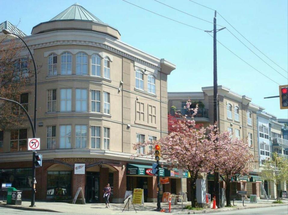 Condo Apartment at 201 332 LONSDALE AVENUE, Unit 201, North Vancouver, British Columbia. Image 1
