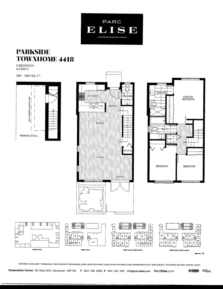 Townhouse at 4478 CAMBIE STREET, Vancouver West, British Columbia. Image 1