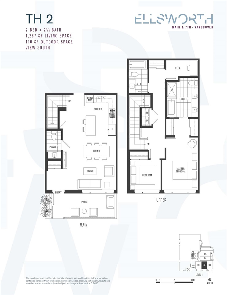 Townhouse at 102 209 E 7TH AVENUE, Unit 102, Vancouver East, British Columbia. Image 1