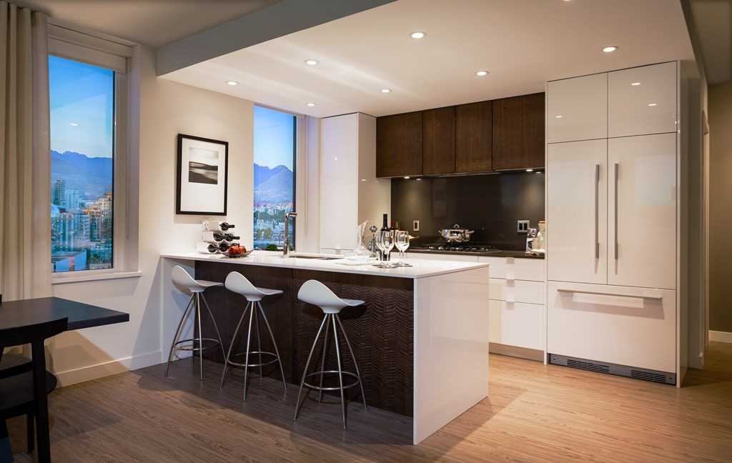 Townhouse at 102 209 E 7TH AVENUE, Unit 102, Vancouver East, British Columbia. Image 2